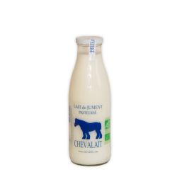 Fresh pasteurized mare's...