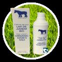 100克有机香皂,含10%马奶,马鞭草香味