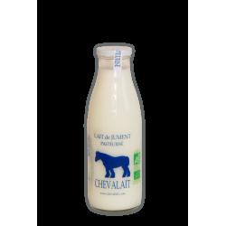lait de jument frais...